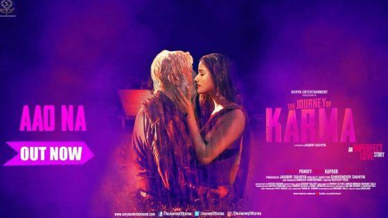 «The Journey Of Karma» : un film érotique avec Shakti Kapoor et Poonam Pandey