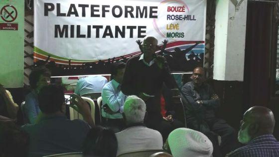 Congrès à Rose-Hill - Pradeep Jeeha: «Il faut faire de la politique autrement»