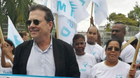 Eric Guimbeau (MMSD):«Le peuple ne doit pas voter bloc»