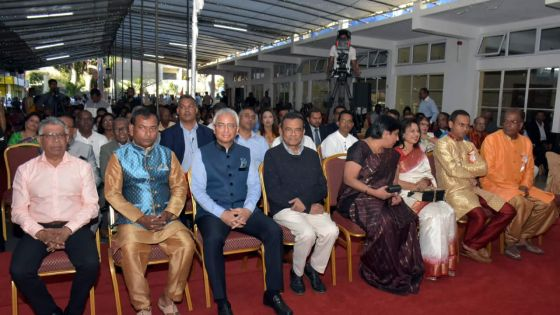 Célébration de la fête Diwali -Pravind Jugnauth : «Celui qui parle de principes doit les avoir»