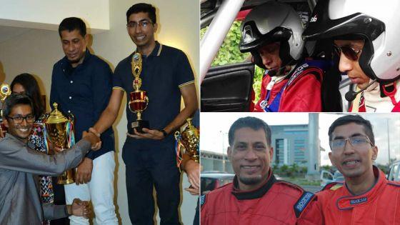 Hashim Maudarbocus 100e victime d'accidents de la route : l'étoile montante du rallye automobile s'est éteinte