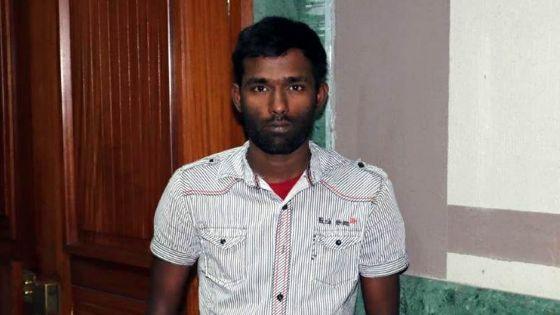 Une ado avait été abusée sexuellement par trois hommes : Ganessen Valaydon condamné à cinq ans de prison