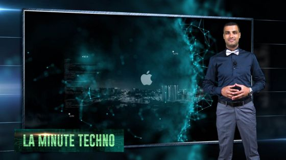 La Minute Techno - L'iPhone 13 lancé à Maurice