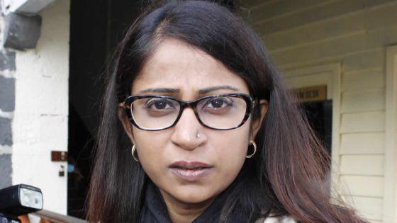 Roubina Jadoo-Jaunbocus sur Radio Plus : «Le sujet concernant Ameenah Gurib-Fakim n'a pas été évoqué au bureau du MSM»