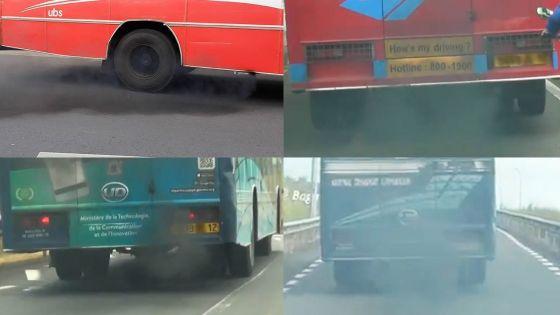 Autobus fumigènes : les réactions et propositions des internautes