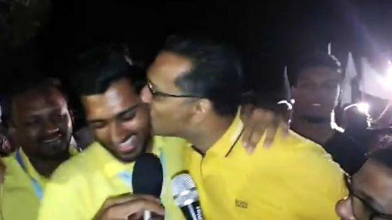 Contrôle du conseil de village d'Albion :Rishon Bhadain tente de coiffer Arnachellum qui a quatre élus