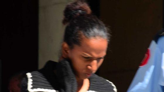Fraude au préjudice de White Palm Ltd : la FIU veut confisquer Rs 1,6 M appartenant à Dhanisha Luximee Ramgoolam