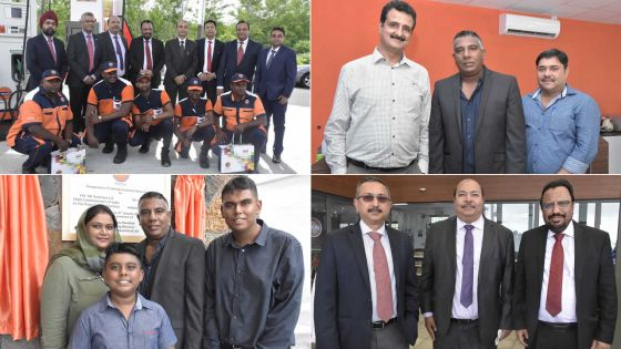 Indian Oil (Mauritius) Ltd : une nouvelle station service à Solitude