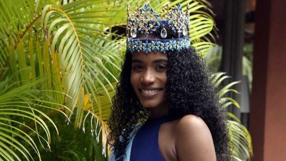 Toni-Ann Singh, Miss World 2019-2020 :«J'aime la vie et je comptela vivre pleinement»