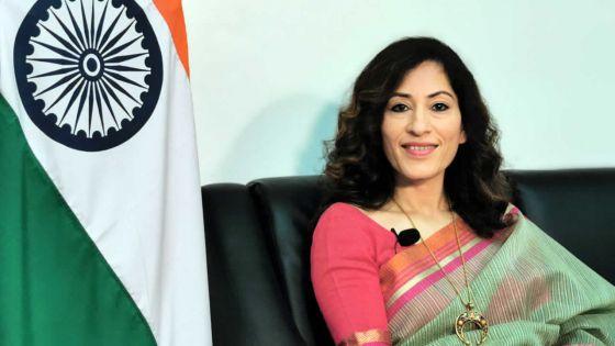 K. Nandini Singla, haut-commissaire de l'Inde :«Développons une stratégie pour cibler services financiers, informatique et économie bleue»