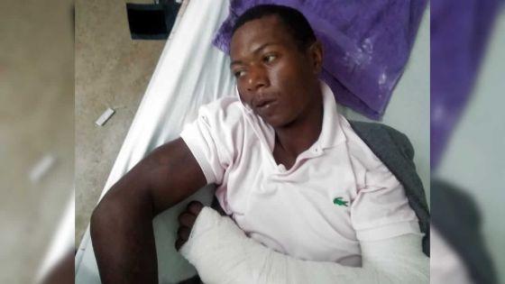 Rixe sanglante dans un poste de police : deux blessés dont l'un dans un état grave