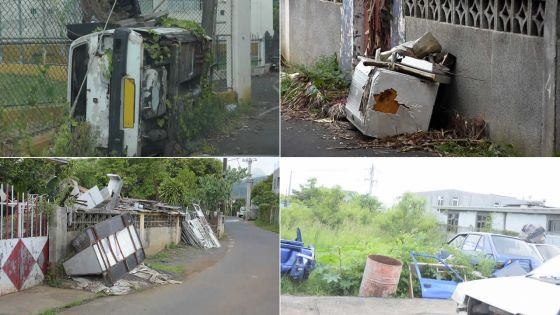 La rue n'est pas une poubelle