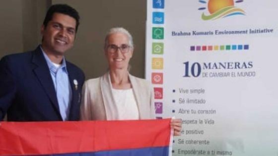 Vikram Dookna : un Mauricien comme Global Climate Ambassador à l'Université de Hambourg