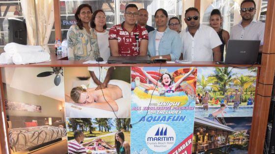 Offres exceptionnelles au Crystals Beach Maritim Hotel : Défi Deal vous donne rendez-vous au Bagatelle Mall