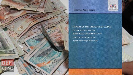 [Document] Dépenses publiques : consultez le rapport de l'Audit 2017-2018