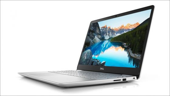 Le «laptop» signé Dell disponible a Maurice