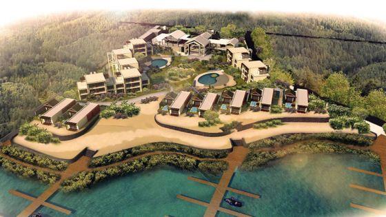 Développement foncier : le projet Les Salines Peninsula passe de sept à dix hôtels