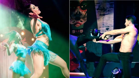 The Barnyard Theatre : au rythme d'un spectacle-cabaret