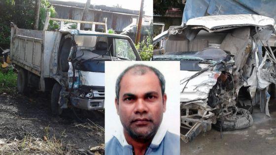 Rose-Belle : un chauffeur meurt 22 jours après un accident