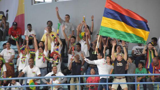 Indian Ocean Island Games : rising tide of patriotism