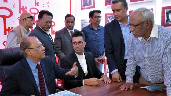 Repêchage par les leaders - Ramgoolam : «C'est comme retourner à l'ère coloniale»