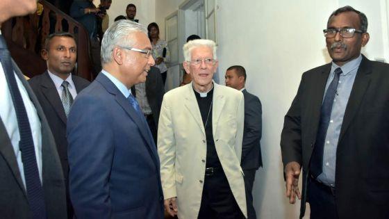 Les 10 ans de l'ICJM : le Cardinal Piat salue le charisme du cardinal Margéot
