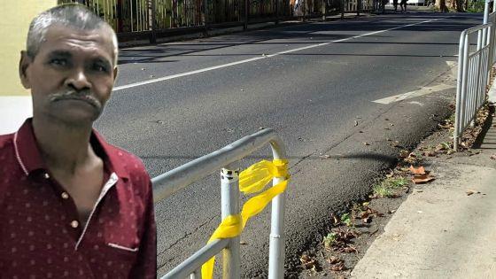 Jaikishan Reedoy, 62 ans, décède dans un accident de la route -Son fils : « Bisin pas pran lavi pou aki »