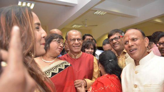 À la célébration du Divali par la SDTF - Navin Ramgoolam : «La clé ou destin dan ou lamin»