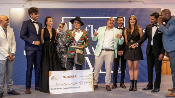 Influencers Awards Mauritius 2021 : les gagnants connus