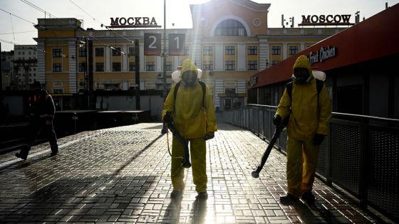 La pandémie de Covid-19 repart à la hausse en Europe