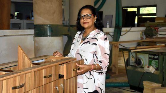 Entrepreneuriat - Maya Sewnath : pas de réussite sans prise de risque
