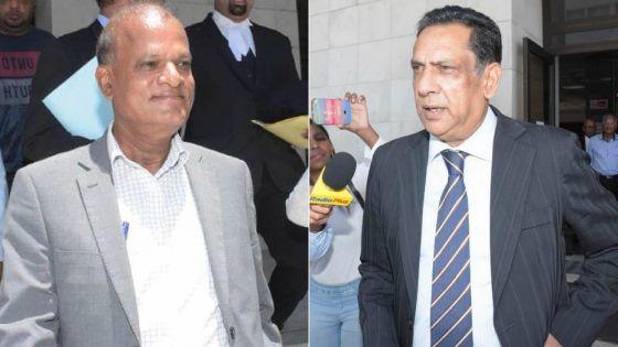 Neuf mois de prison contre Chady et Maunthrooa -Le DPP : «La condamnationest trop clémente»