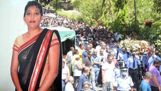 Tuée dans l'exercice de ses fonctions : des funéraillesavec les honneurspour la WPC Raghoo