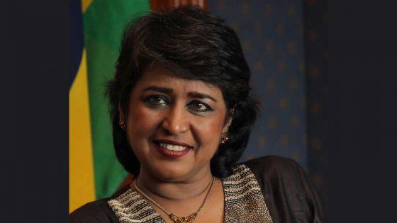 Ameenah Gurib-Fakim : «Un privilège d'être la première femme Présidente»