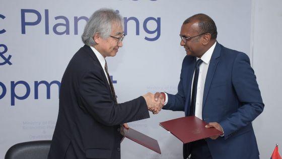 Relations bilatérales : Maurice reçoit un prêt de Rs 11,5 milliards du Japon