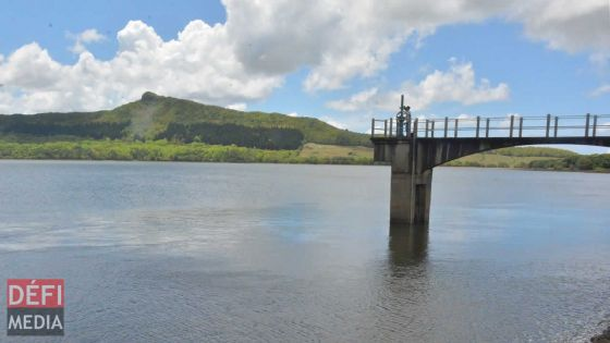 Les réservoirs bien remplis après les fortes pluies