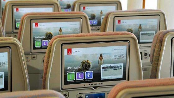 Sur Emirates : une liste de lecture de divertissement personnalisée