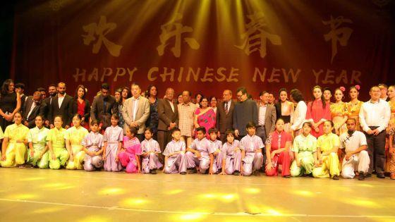 La Chine à l'honneur