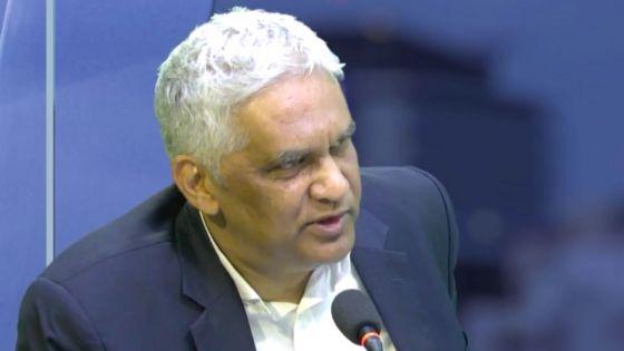 Rama Valayden  allègue sur Radio plus : «Il y aurait des armes cachées à Yemen»