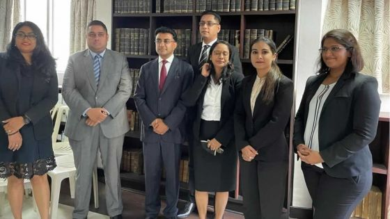 Bar Council : Me Yatin Varma à la têtede l'ordre des avocats