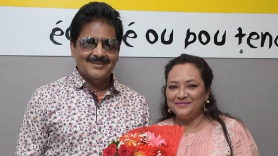Udit Narayan : «I like Mauritius very much»