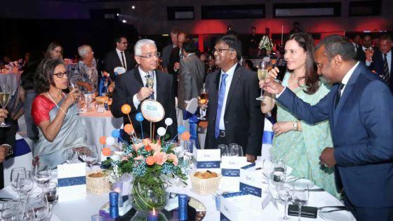 Dîner de gala pour les 170 ans de la MCCI -Le PM: «Maurice est dans un nouveau cycle économique»