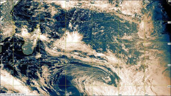 Météo : des averses orageuses attendues