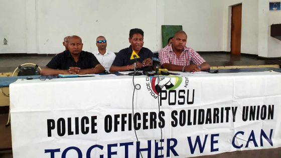 Police Officer Solidarity Union : l'annulation de la promotion du chef inspecteur Seewoo reclamée