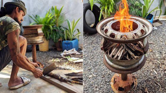 Couvre-feu : cuire au feu de bois fait son retour !