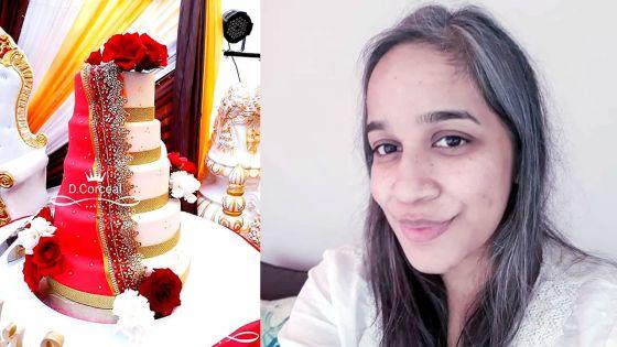 Cake Blossom Mauritius : Diya Corceal, un as de la pâtisserie