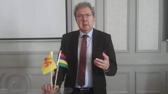 Dominique Delattre : «Maurice peut devenir un 'hub' dans le domaine de la santé»