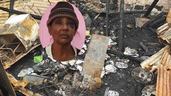 Drame familial à La-Rosa : ivre, il frappe sa mère et incendie leur maison