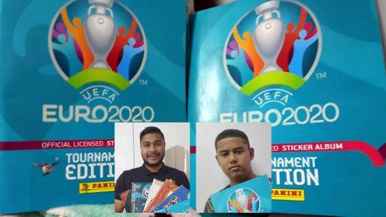 Panini Euro 2020 : le virtuel s'invite dans les échanges des autocollants