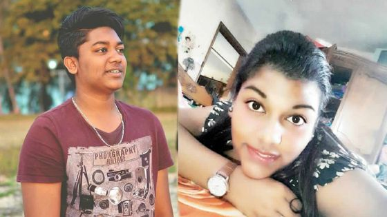 Incendie à Triolet Adarsh et Ayushi Unuth :  trop jeunes pour mourir